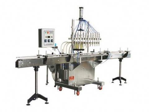 Liquid filling machine equipment sold online with Advanced Liquid Packaging